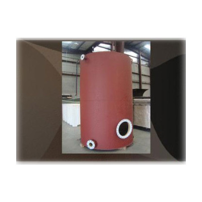 Polyethylene Lined Steel Tanks