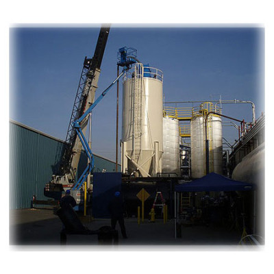 Silos / Dry Products Tanks